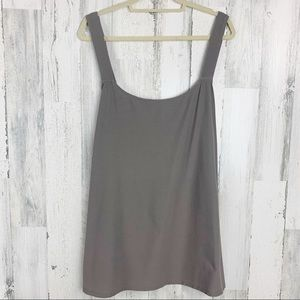 Eileen Fisher Leganlook Sleeveless Blouse Camisole
